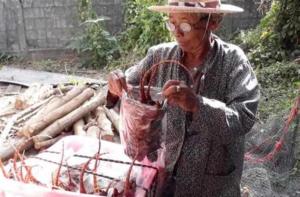 Bagged Thai rat
