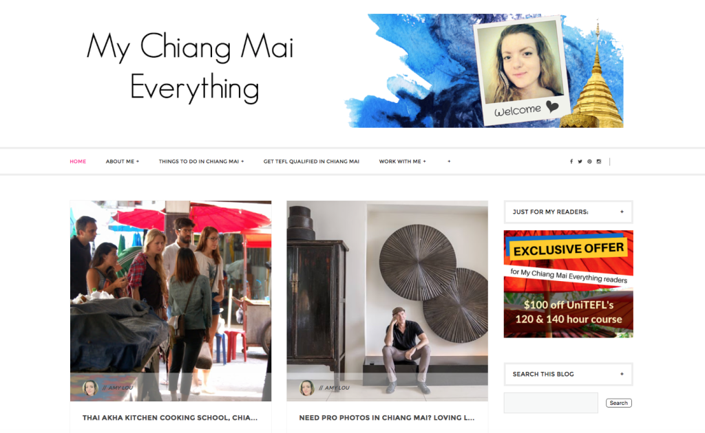 My Chiang Mai Everything