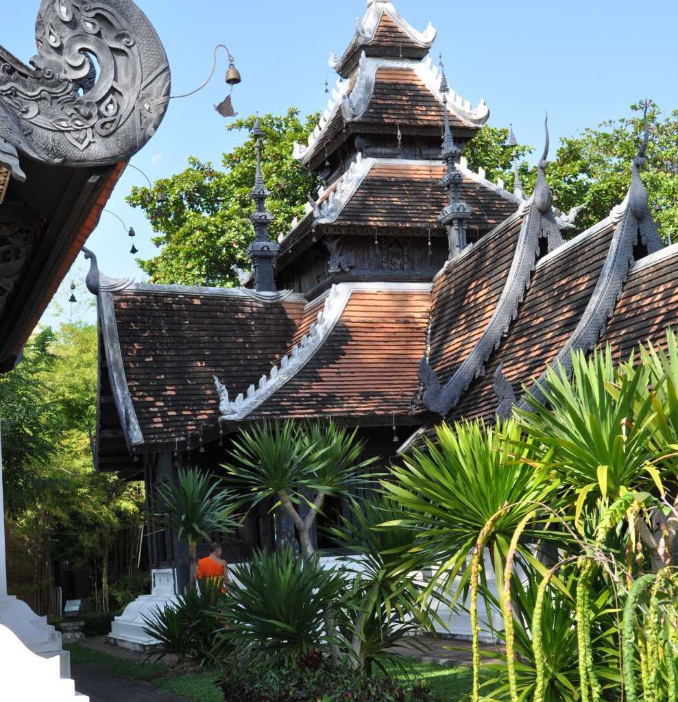 Thailand meditation temple